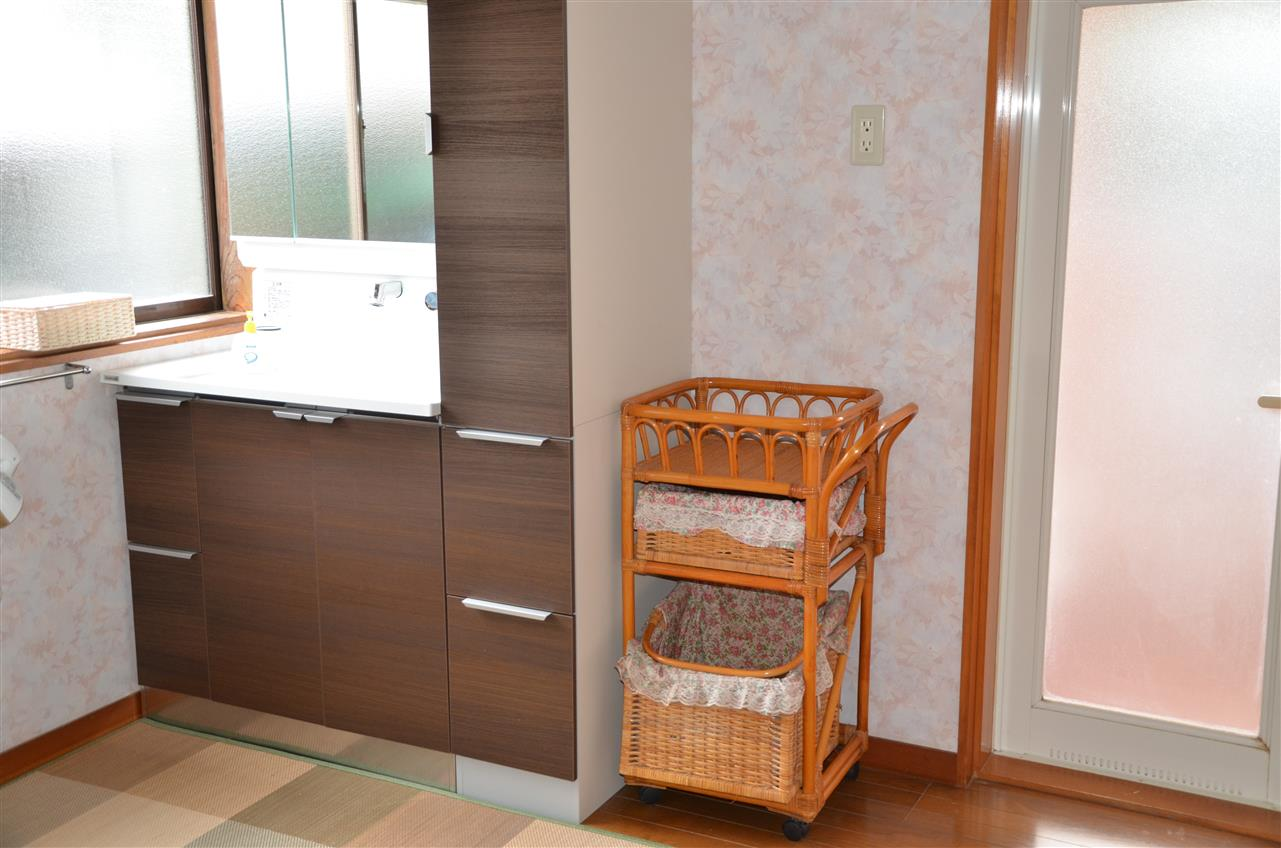 洗面所・更衣室 Bathroom and Dressing room